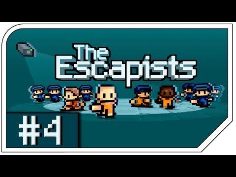 THE ESCAPISTS ★ Nur Stress hier! ★ #04 ★ Let's Play The Escapists deutsch german