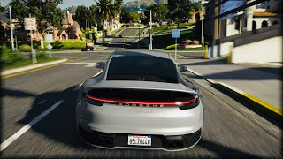 GTA 6 Graphics - 2020 BEST CARS MODs Gameplay! GEFORCE RTX™ 2080 Ti & i9-9900k | GTA 5 PC MOD