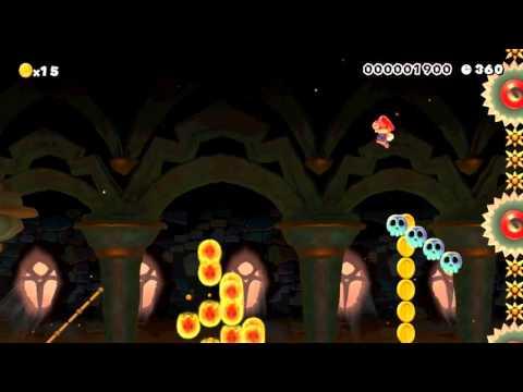 7 Letter Word(hard version): Beating Super Mario Maker's Hardest Levels!