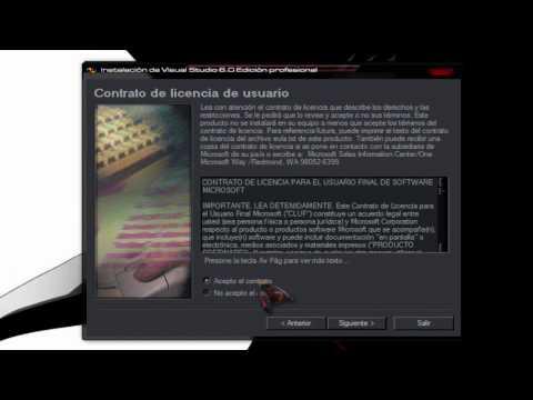 Visual Basic 6.0 En Espanol Para Windows 7