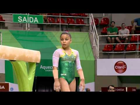 2016 Olympic Test Event - Women's Team Highlights