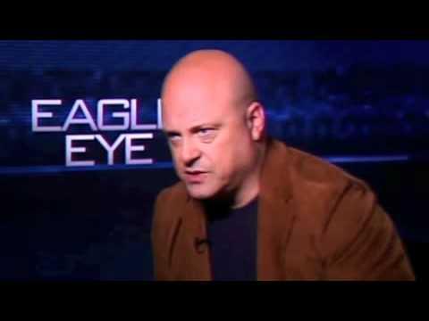 The Shield Bonus Feature   Michael Chiklis interview