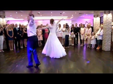 Profesjonalny Pierwszy Taniec Moniki I Mariusza | Walc Wiedeński Willow | Młodzi Tańczą