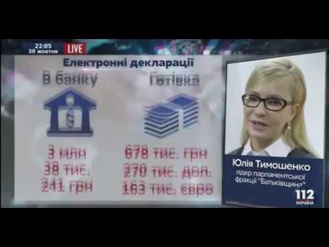 Декларации П.Порошенко, Ю.Тимошенко. Что дальше?
