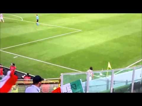 Gol Leonardo Bonucci   Palermo-Juventus 2012
