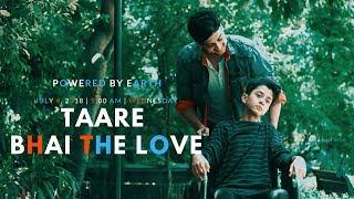 TAARE - Aatish   Choreography By Rahul Aryan   BHAI THE LOVE  Dance short Film..