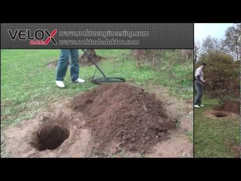 Velox Detector; Depth Test (10cm (4