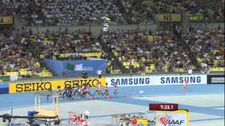 Vivian Cheruiyot cruises to victory in the Women's 5000m Final