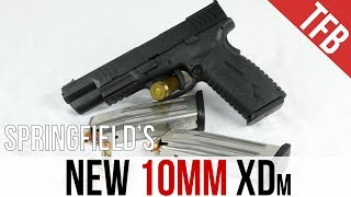 Finally! A 10mm Springfield XD