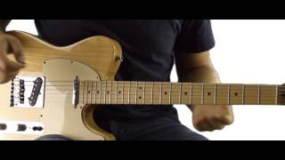 Improvise Solos Using G Pentatonic - Full Guitar Lesson
