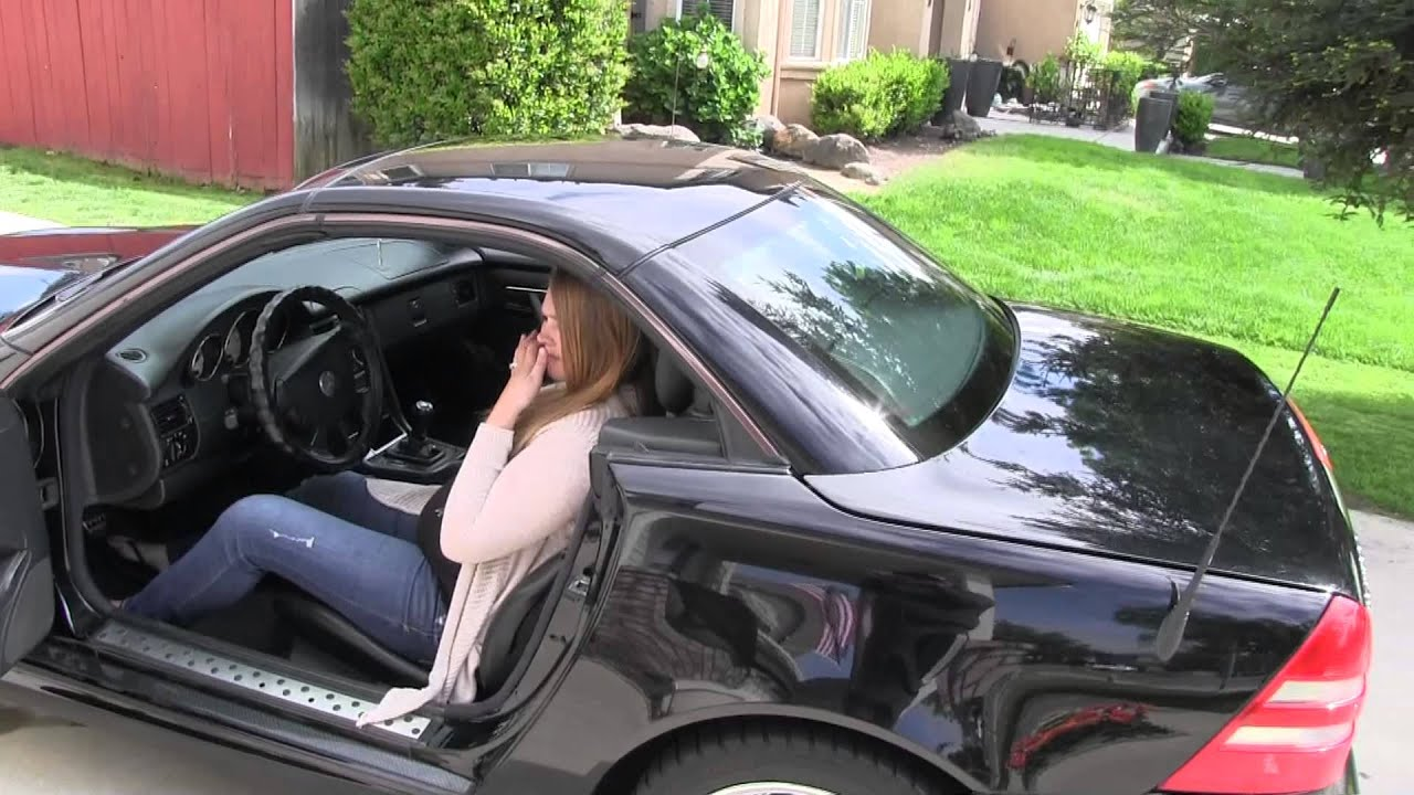 1999 Mercedes 230 Slk For Sale Youtube