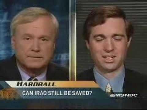 Van Taylor on Hardball