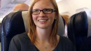 Surprise wedding on a plane: #FlightYes14