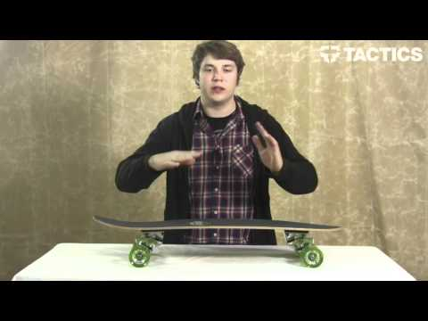 Sector 9 Green Flash Sidewinder Complete Longboard Review - Tactics.com
