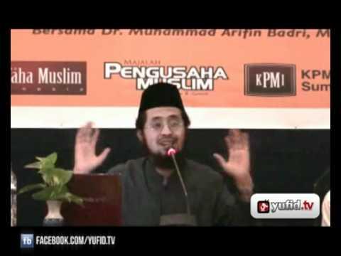 Seminar Ekonomi Islam - Alternatif Permodalan Dalam Islam (#11) - Dr. Muhammad Arifin Badri