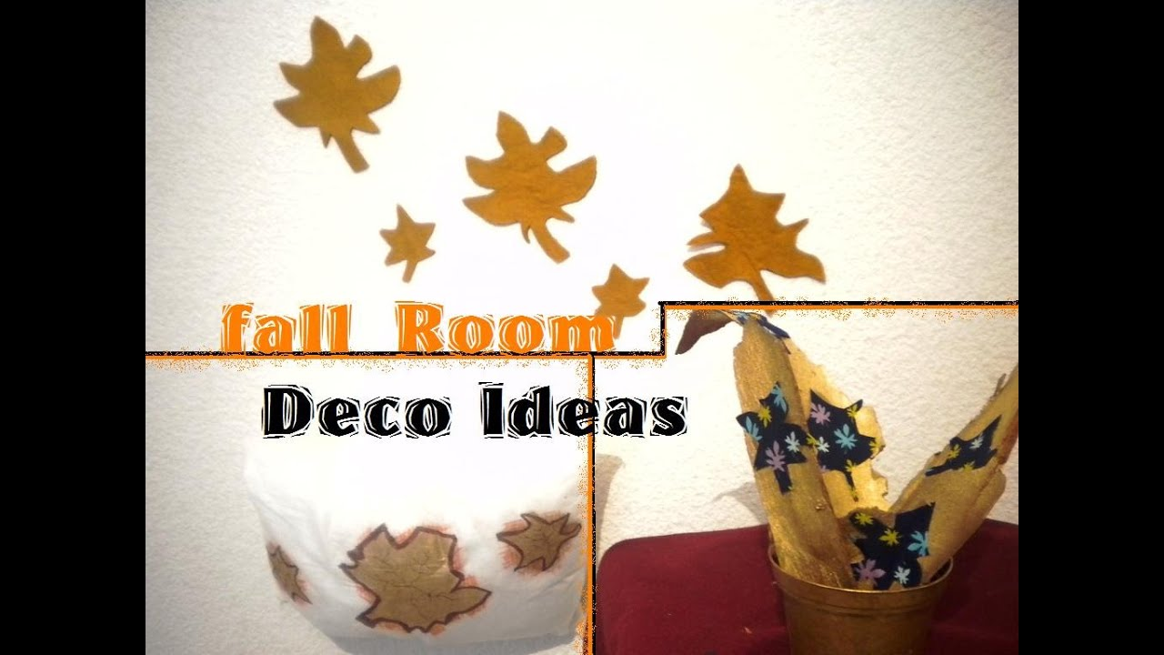 Diy fall room decoration ideas 2014 ideas para decorar for Ideas para decorar una recamara