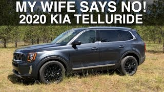 Real World Review: 2020 Kia Telluride on Everyman Driver