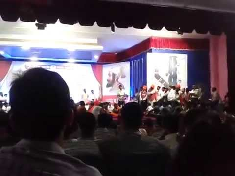 Vishwas Nangre Patil Speech  Kolhapur 3rd August 2014 By Er.gaurav Desai. video