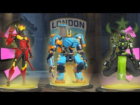 Overwatch - 312 New Skins OFFICIALLY CONFIRMED!! (+1 Free Skin)