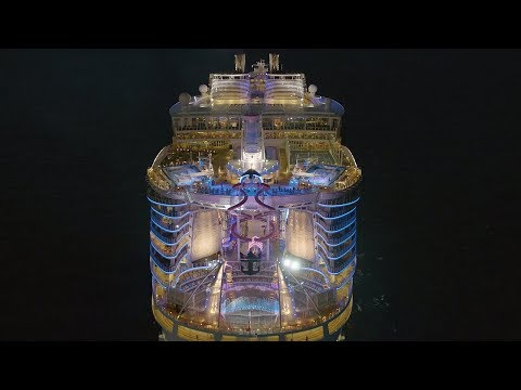 What's New And Exciting About Royal Caribbean's Symphony Of The Seas