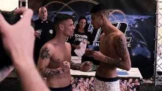 Aftermovie World Fighting League 12th of April 2015