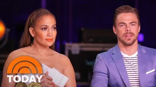Behind The Scenes Of Jennifer Lopez's 'World Of Dance' | TODAY