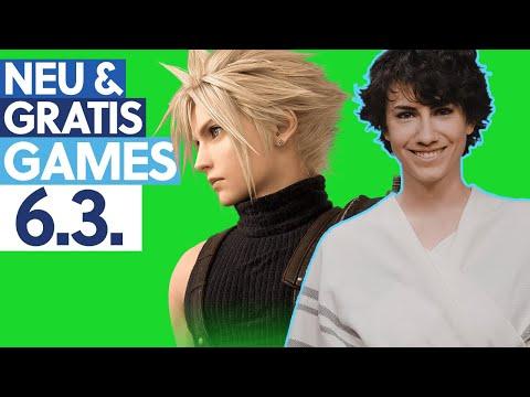 Final Fantasy 7 Remake & 9 weitere Spiele - Neu & Gratis-Games