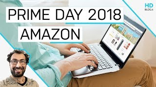 Amazon Prime Day 2018: appuntamenti, orari, offerte e come seguire l'evento