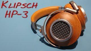Klipsch HP-3 _(Z Reviews)_   . .. ❤️ .. .