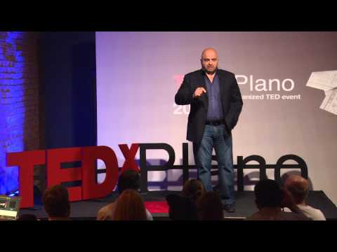 How social consumerism can change the world | Andre Angel | TEDxPlano