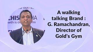 A walking-talking Brand   G
