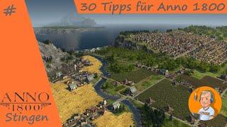 30 Tipps für Anno 1800