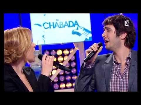 Josh Groban & Lara Fabian - Broken Vow - Chabada 2013