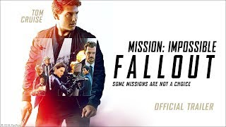 Mission Impossible - Fallout   Official International Trailer   Paramount Pictures International