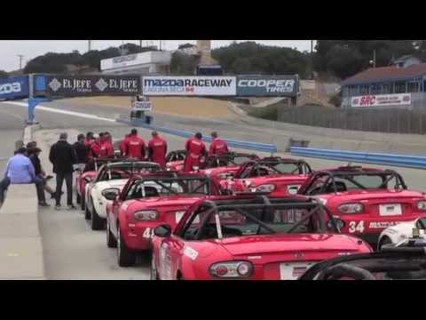 Skip Barber Racing School at Mazda Raceway Laguna Seca