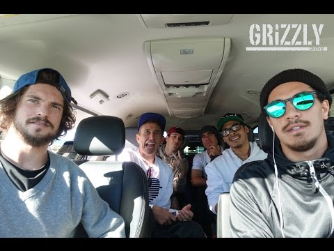 Grizzly Griptape Colorado Team Trip Behind The Scenes Footage