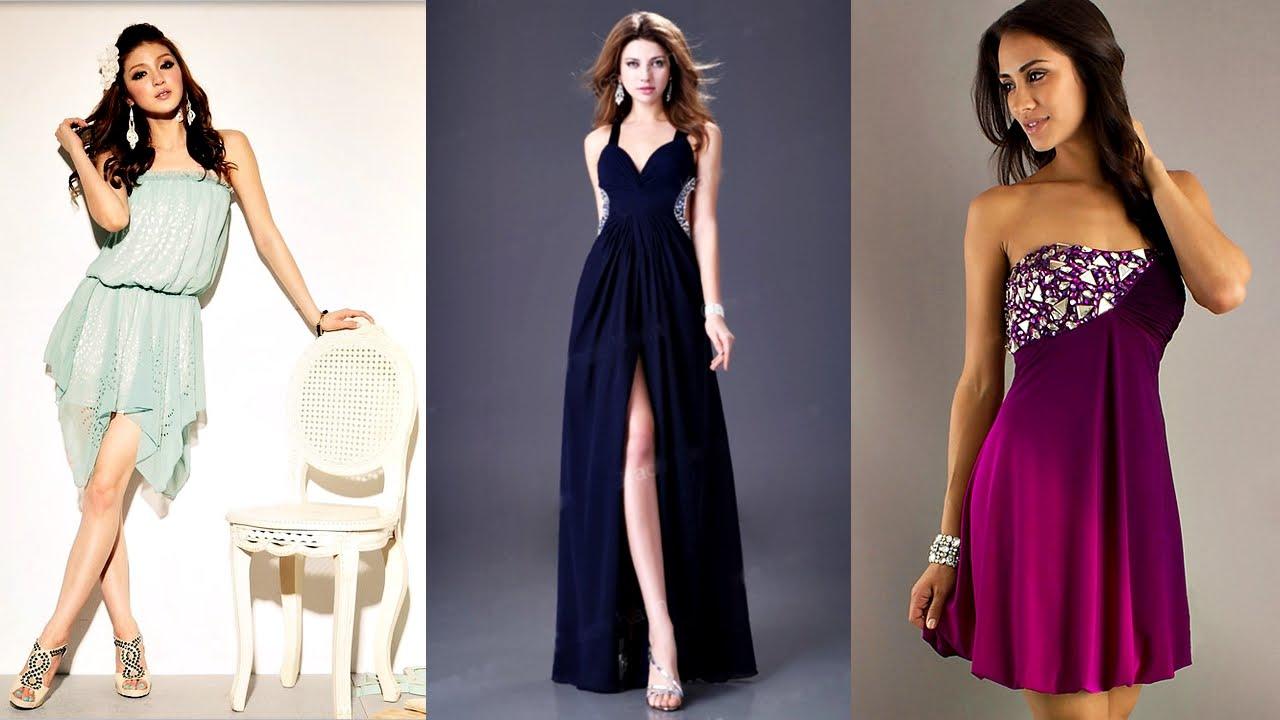Cuáles Son Los Vestidos De Moda Este 2016? | venicce.me