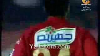 هدف احمد فتحى فى الزمالك 2008