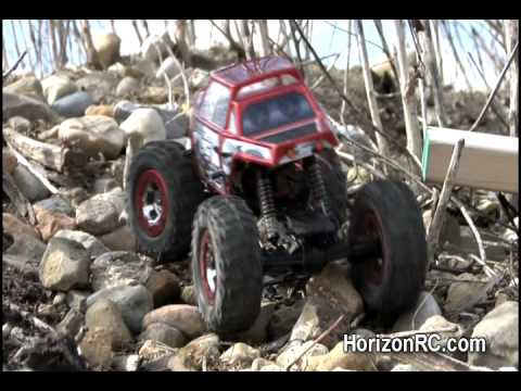 HorizonRC com Review: Losi 1/18-scale Mini-Rock Crawler