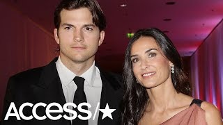 Demi Moore Admits She Blames Herself For Suffering Miscarriage While Dating Ashton Kutcher