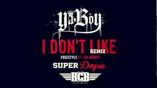 Watch Ya Boy I Dont Like freestyle Ft Cikmoney video