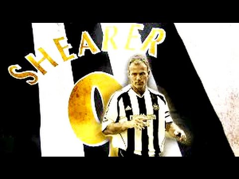Alan Shearer - The Geordie God - Newcastle United Legend