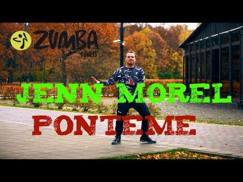 Jenn Morel - Ponteme (Silver Age Remix) - ZUMBA®FITNESS