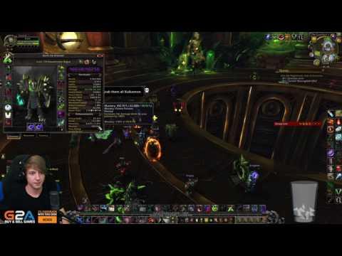 TEN RAID ROBI WRAŻENIE! - World of Warcraft: Legion