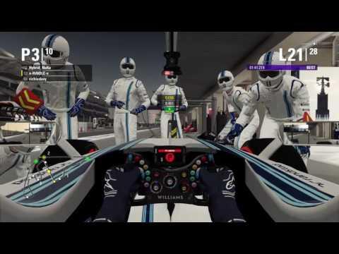 Front Row Racing World Series Round 19 Abu Dhabi Laps 15 - 24