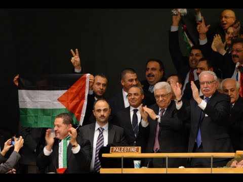 U.N. Recognizes Palestinian State