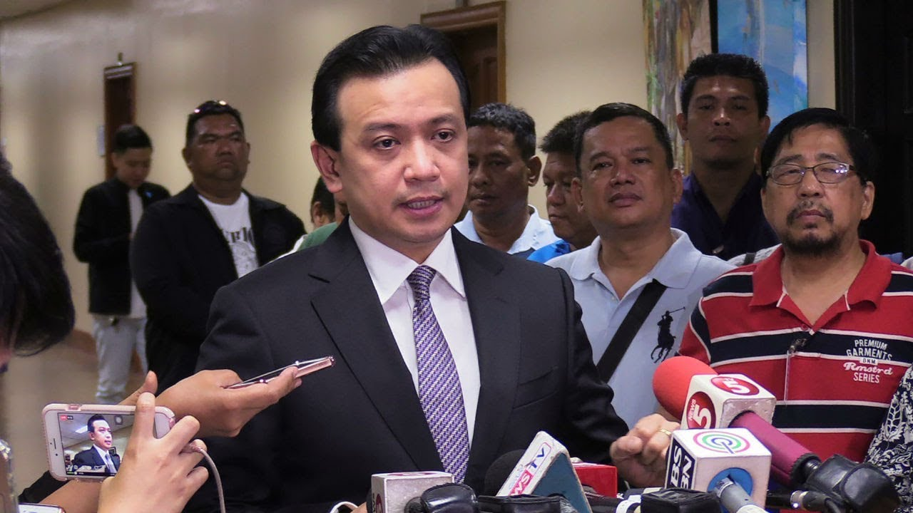 Trillanes to stay in Senate after being told he'll still be arrested