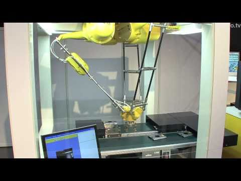 Industrial Robots That Imitate Human Wrist Movement : DigInfo