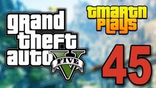 Grand Theft Auto 5 - Part 45 - Tailing the Janitor (Let's Play / Walkthrough / Guide)