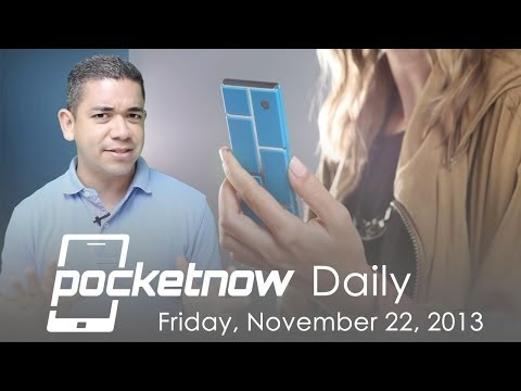 Google Nexus 7 sale, Galaxy Android 4.4 Update plans, Moto's Project Ara & more - Pocketnow Daily
